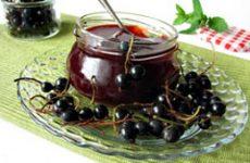 Как приготовить желе из черной смородины