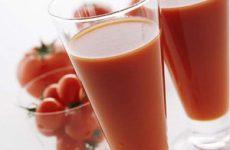 Вкусный рецепт томатного сока