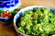 Как приготовить мексиканский соус гуакамоле?