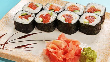 Как мариновать имбирь для суши?
