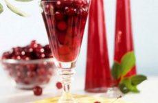 Рецепт домашнего вишневого ликера
