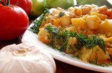 Рецепты овощного рагу из кабачков на зиму