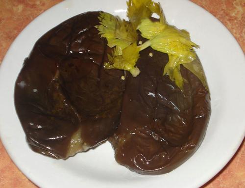 квашеные баклажаны рецепт