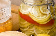 Как заготовить маринованные лимоны