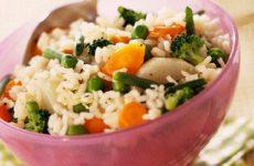 Рис с овощами на зиму— домашняя заготовка