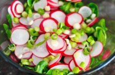 Салат из редиски на зиму «Хрустящий»