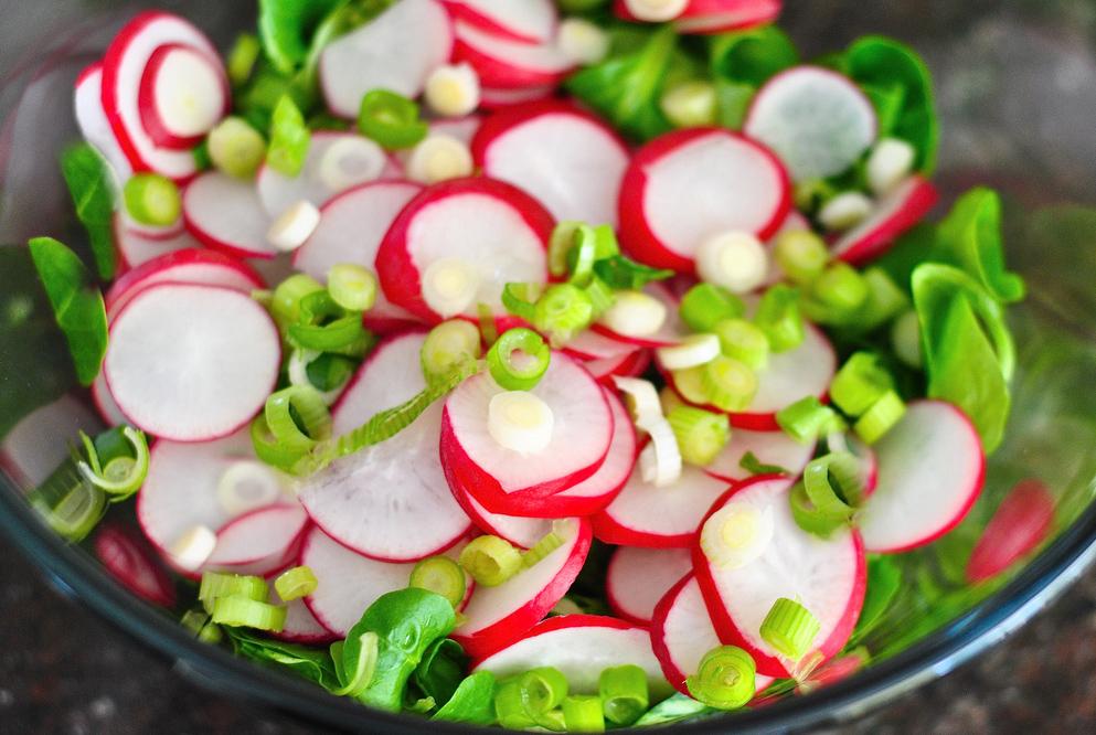 Салат из запеченных овощей, рецепт с фото