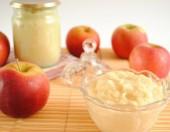 яблочное пюре рецепт
