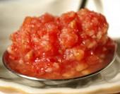 рецепт хреновой закуски с помидорами
