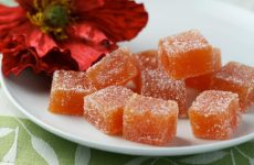 Как приготовить мармелад из тыквы