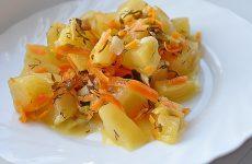 Закуска из кабачков на зиму «Аппетитная»