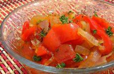 Лечо с морковью и луком: заготовка на зиму