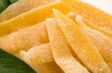 Как приготовить лимонные цукаты
