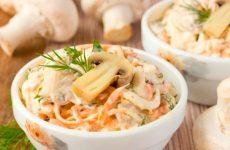 Как приготовить корейский салат с курицей