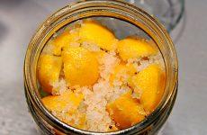 Рецепты самых вкусных соленых лимонов со всего света