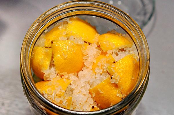 соленые лимоны рецепт