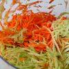 Салат из зеленой редьки: рецепты