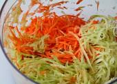 салат из зеленой редьки рецепт