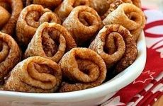 Заварные блины на кефире, несколько аппетитных рецептов