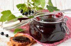 Рецепт вкусного джема из смородины