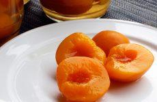 Персики в сиропе: рецепт вкусной заготовки
