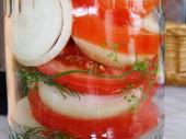 помидоры в желатине рецепт
