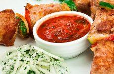 Томатный соус для шашлыка: несколько рецептов