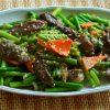 Рецепты полезных салатов из стрелок чеснока