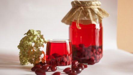 Как приготовить вино из кизила