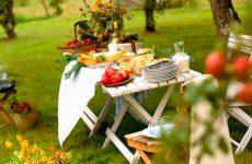 Оригинальные закуски для пикника на природе