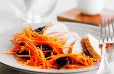 Аппетитные закуски из моркови