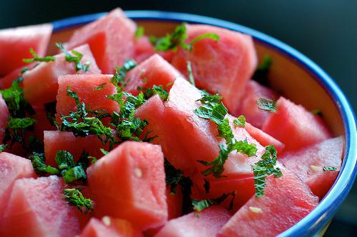 соленые арбузы рецепт