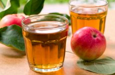 Заготовка яблочного сока на зиму