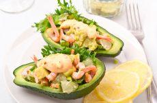 Что приготовить из авокадо на новогодний стол