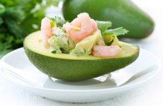 Праздничные закуски из авокадо