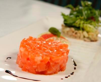 тартар из лосося рецепт