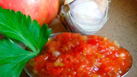 Аджика из кабачков: прекрасное дополнение к любому блюду