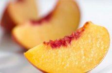 Заготовка персиков дольками на зиму