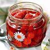 Сырое варенье из клубники: витаминный десерт на зиму