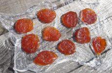 Цукаты из абрикосов: полезный и вкусный десерт