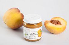 Как заготовить пюре из персиков на зиму