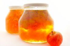 Как сварить прозрачное варенье из яблок