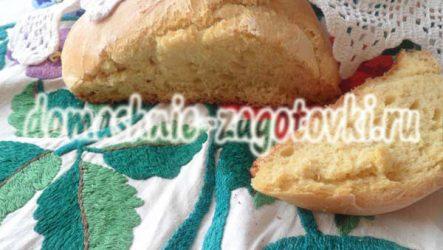 Яркий и ароматный тыквенный хлеб