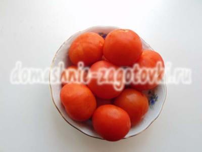 томаты измельчить