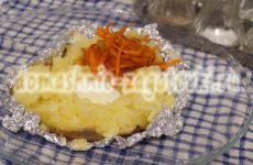Рецепт Крошки Картошки в домашних условиях с наполнителем