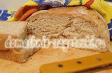 Как приготовить пшенично-ржаной хлеб в духовке