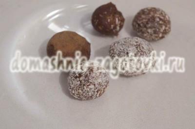 формовка конфет