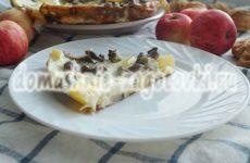 Как приготовить омлет с грибами