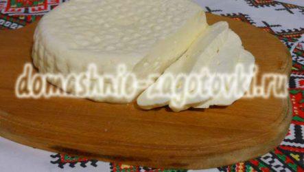 Как сделать сыр Моцарелла в домашних условиях