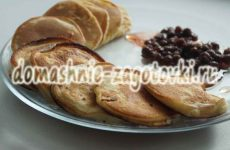 Оладьи на сметане— прекрасная идея для завтрака